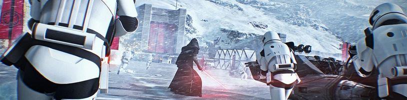 Po Battlefield V končí DICE i s podporou Star Wars: Battlefront 2. Nový Battlefield bude příští rok