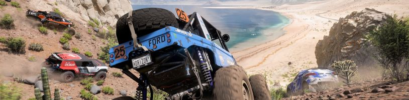 Forza Horizon 5 nabídne češtinu, ale Xbox Series X nevyužije na maximum