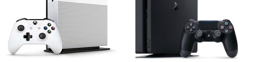 Xbox One v prodejích výrazně ztrácí na PS4. AMD odhalilo počet prodaných kusů konzolí