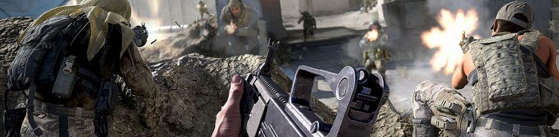 Call of Duty: Modern Warfare bez lootboxů a placeného obsahu