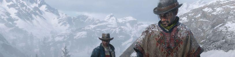 Patch v Red Dead Redemption 2 opravuje chybu ovlivňující spotřebu energie a hmotnosti Arthura