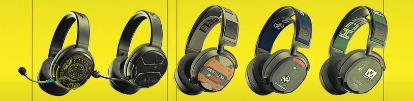 SteelSeries představují licencované limitované headsety pro Cyberpunk 2077