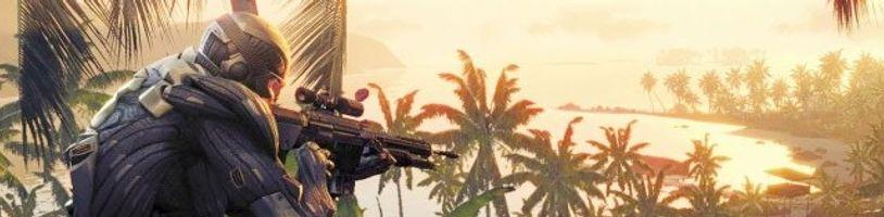 Střílečka Crysis Remastered vyjde v létě, leč bez multiplayeru