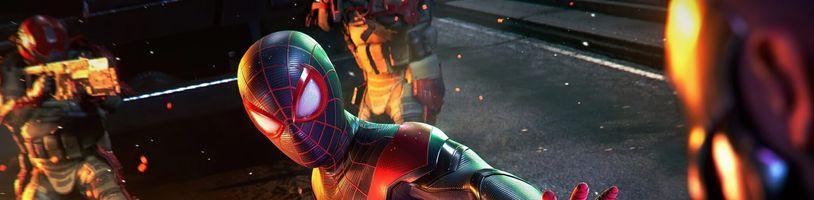 Spider-Man: Miles Morales ukazuje stealth a boj