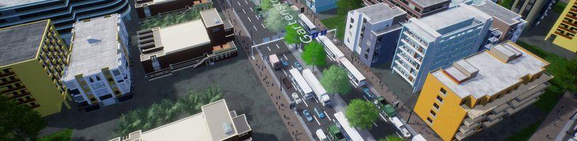Ambiciózní Highrise City chce být evolucí Cities: Skylines a SimCity
