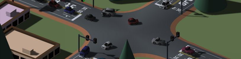 Za jednoduchou grafikou se skrývá komplexní městská simulace New Cities