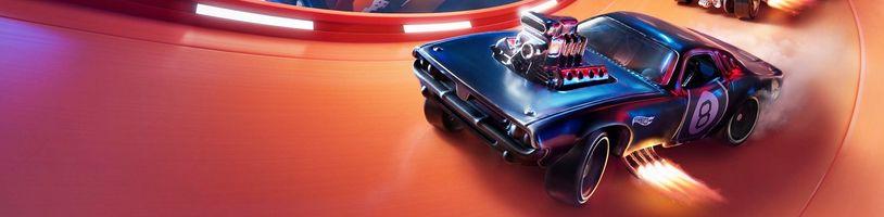 Zábavná arkádovka se spoustou chyb - Hot Wheels: Unleashed
