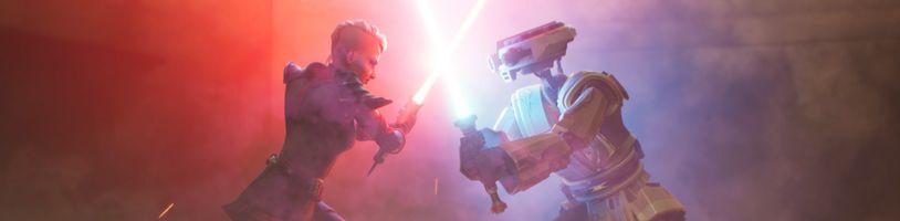 Cinematic trailer Star Wars: Hunters přibližuje postavy