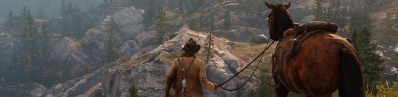 Parádní trailer na Red Dead Redemption 2 a spousta novinek