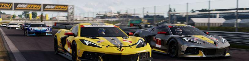 Project Cars 3 bez spotřeby paliva a opotřebení pneumatik
