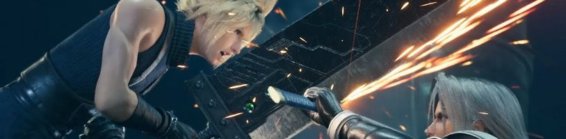 Final Fantasy VII Remake: Gameplay trailer odhaluje nový theme song Hollow