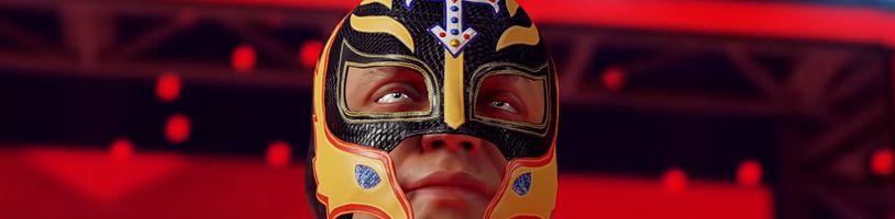 Po roční pauze se vrací série WWE 2K
