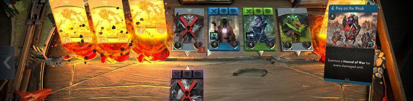 Končí vývoj karetního Artifactu od Valve, hra je nyní zcela zdarma