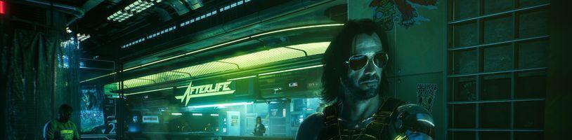 Nové systémové požadavky pro PC verzi Cyberpunku 2077