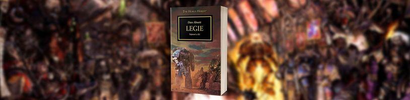 Románový cyklus Warhammer 40 000 - Horovo kacířství dostává sedmý díl