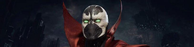 Do Mortal Kombat 11 míří Spawn