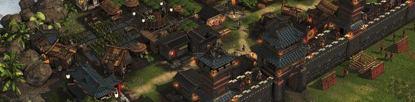 Obléhání ve Stronghold: Warlords bude jiné