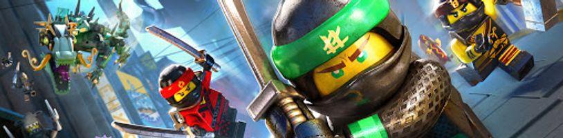 Pouze dnes zdarma LEGO Ninjago Movie, Titanfall 3 zatím nebude, Alan Wake bude v Xbox Game Passu
