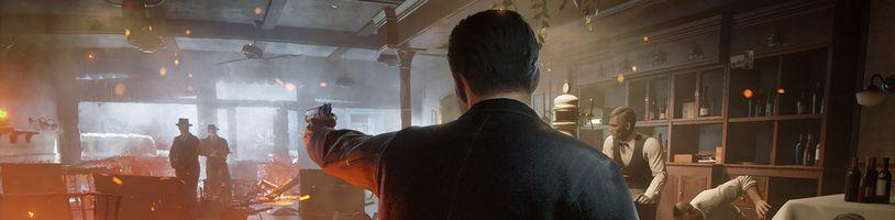 Remake Mafie oficiálně odložen. První gameplay záběry uvidíme už ve středu 22. července