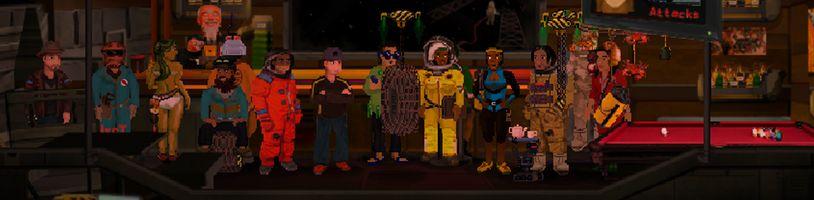 3030 Deathwar Redux: A Space Odyssey -Vesmírné retro