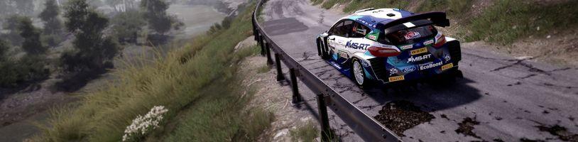 Představeno WRC 10. Láká na intenzivní a realistické závody