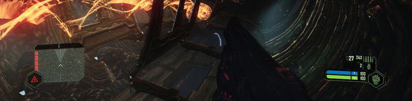 Crysis Remastered má na Switchi dynamické rozlišení