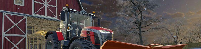 Detaily o střídání ročních období a polích ve Farming Simulatoru 22
