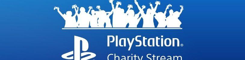 Charitativní stream českého PlayStationu opět pomáhá dětem