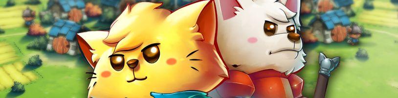 Cat Quest 2 je veselá hra o kočičkách