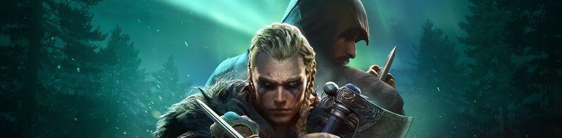 Co všechno nás čeká v Assassin's Creed Valhalla ukazuje nový trailer