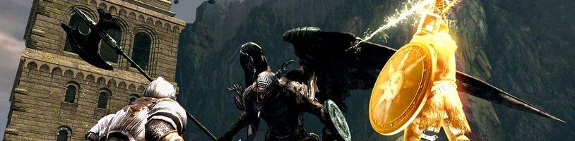 Konečně jsme se dočkali Dark Souls na Switch
