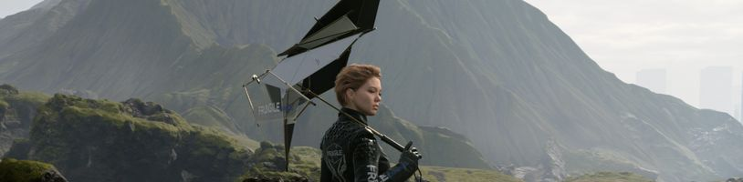 Hideo Kojima poslouchá požadavky hráčů. V Death Stranding budou větší titulky