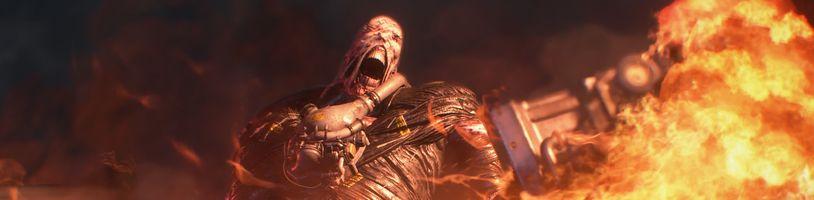Přehled ze State of Play: Resident Evil 3 Remake, vábení na Ghost of Tsushima, datum vydání Dreams a Predator: Hunting Grounds