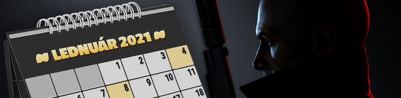 Kalendář hráče: Nejzajímavější hry ledna