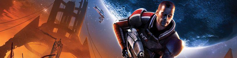 Mass Effect Trilogy Remaster má být hlavním blockbusterem EA pro letošní rok