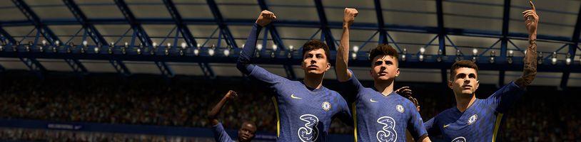 Je znát více než 4000 nových animací ve FIFA 22?
