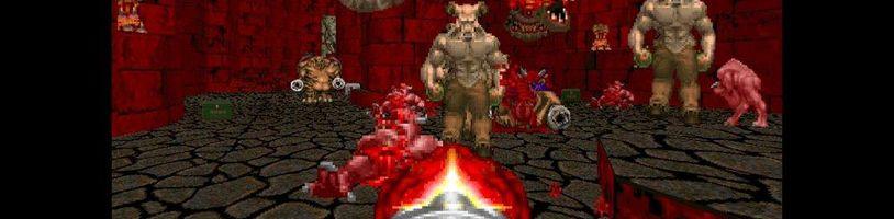 Objevil se Battle Royale mód pro DOOM 2