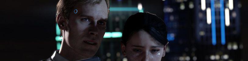 Detroit: Become Human nabídne HDR podporu u obou verzí PlayStationu