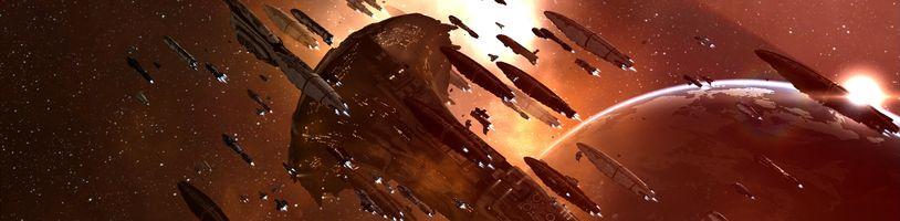 Vesmírný konflikt, který se skutečně stal - EVE Online