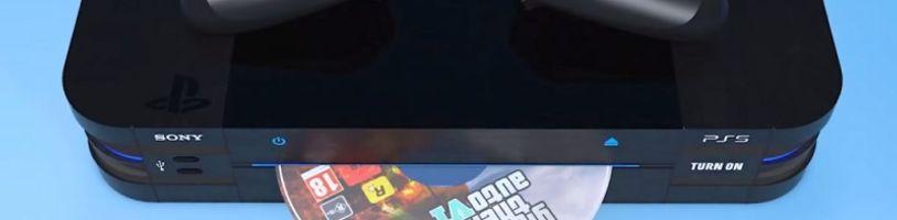 Jak by mohla vypadat PS5? Němci ukázali svou vizi