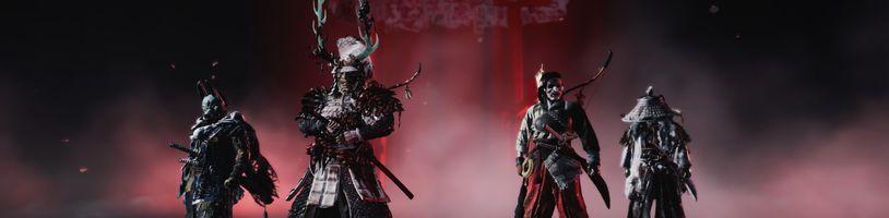 Ghost of Tsushima dostane kooperativní multiplayer zdarma