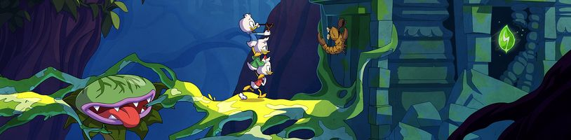 DuckTales QuackShots je pouze sen tvůrců