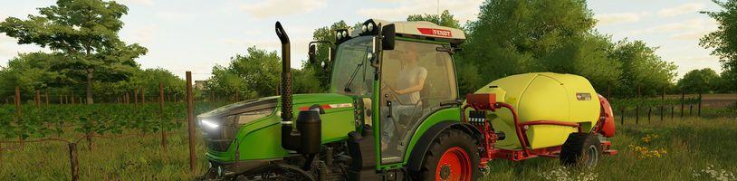 Podrobněji o třech nových plodinách ve Farming Simulatoru 22