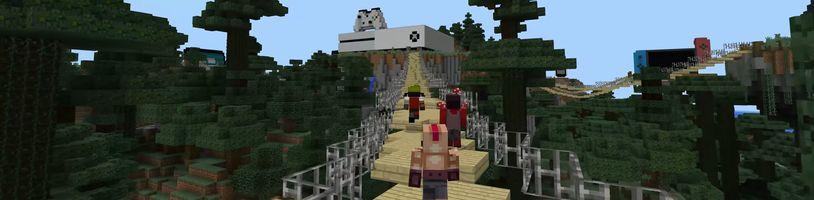 Microsoft chce, aby PS4 hráči hráli Minecraft společně s ostatními