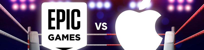 Spor Epic Games vs. Apple zřejmě poputuje až před porotu
