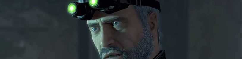 Sam Fisher se objeví v DLC pro Ghost Recon: Breakpoint