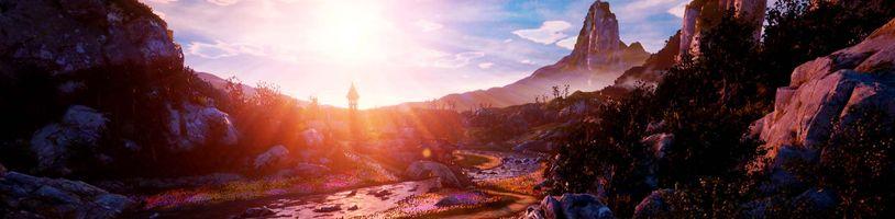 Shenmue 3 v traileru klade důraz na krásný svět