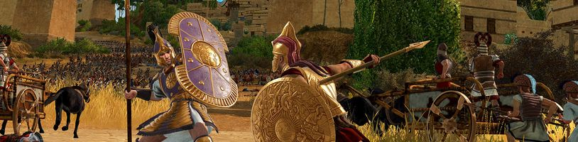 Vývojáři Total War Saga: Troy oznamují roční exkluzivitu pro Epic Games Store, hra ale bude prvních 24 hodin kompletně zdarma
