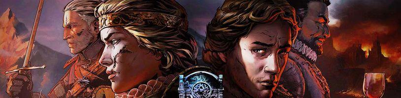 Thronebreaker: The Witcher Tales konečně vyjde na Android