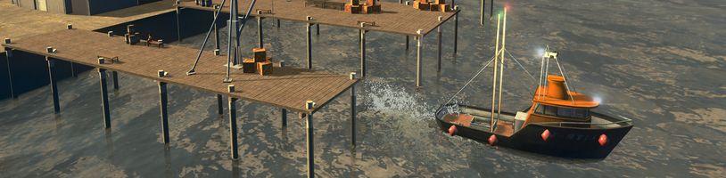 Městská simulace Cities: Skylines se s novou expanzí zaměří na rybolov